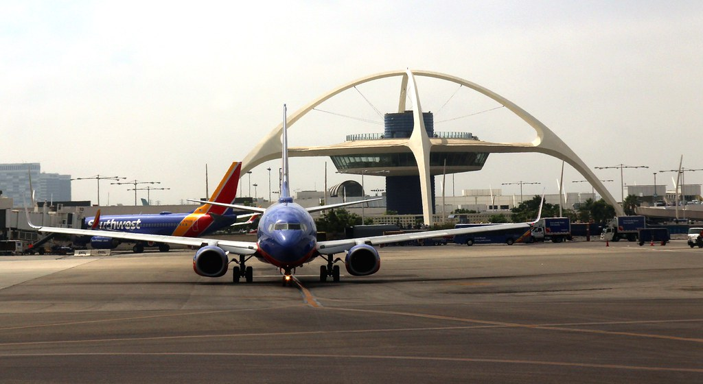 Aeroporto de Los Angeles - LAX