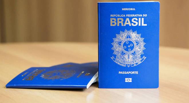 Passaporte brasileiro de 2019